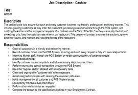 Mcdonalds Cashier Responsibilities | Kicksneakers.co