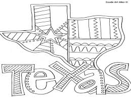 Small Picture Texas Flag Coloring Page akmame