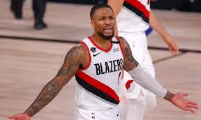 Lillard was certainly divine tuesday, pouring in 55 points in. Blazers Damian Lillard Is Jordan Esque When It Comes To Insults