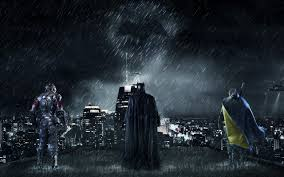 Free Download Gotham City Batman Hd Wallpaper For Desktop