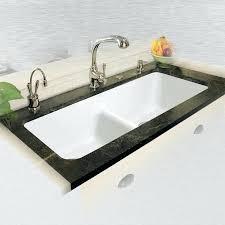 undermount double kitchen sinks blanco undermount double bowl kitchen sink