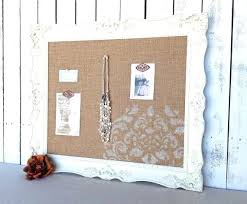 giant cork boards large framed board shabby chic decor pin wall for office66 for