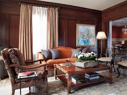 innovative ideas wood paneling living room warm and welcoming living room kathy geissler best