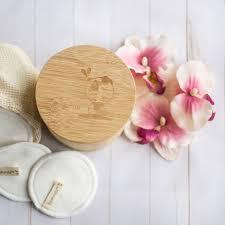 reusable cotton pads bamboo cotton