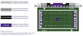 K State Football Stadium Seating Chart East Club Renovations K State Athletics Master Plan