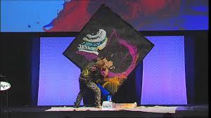 Upside Down Art Incredible Upside Down Speed Painter Entertainer Michael Ostaski
