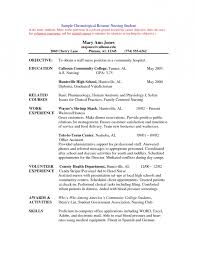 resume for volunteer nurse in philippines make sample volunteer resume