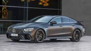 Driving dynamics at motorsport level, explosive sprints, maximum comfort. Mercedes Benz Amg Gt 4 Door News And Reviews Motor1 Com