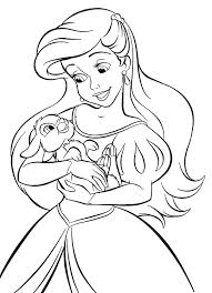 Make your world more colorful with printable coloring pages from crayola. Disney Princess Coloring Pages Coloring Rocks