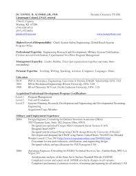 100 Professional Resume Safety Engineer Simple Job Resume