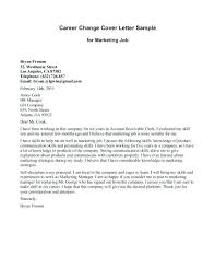 change of career cover letter example cover letter career change career change to teacher cover letter
