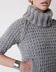 Easy Sweater Knitting Pattern Free Interesting Inspiration Design