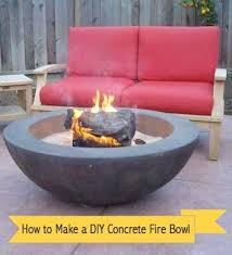 cement fire pit fresh concrete fire bowl is a table when not in use of cement