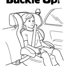 Small Picture Car Safety Coloring Page Archives Mente Beta Most Complete