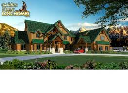 Log Cabin Kits  Conestoga Log Cabins U0026 Homes Large Log Cabin Floor Plans