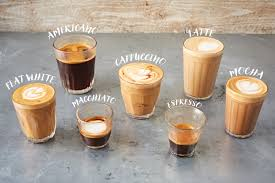 Image result for coffee drinks