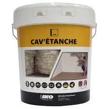 Enduit Ciment Pour Cave IKO Cavu0027étanche 20 Kg Blanc