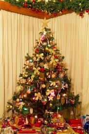 Of Living Rooms Decorated For Christmas 17 Best Images About Cheap Choice Traditional Christmas Tree On