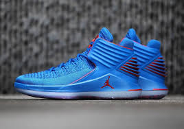 jordan 32. jordan brand\u0027s busy holiday season continues with another release of its newest flagship model, the air 32. this newly released silhouette, 32