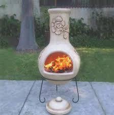 fireplace creative ceramic chiminea outdoor fireplace best home design cool under design ideas cool ceramic