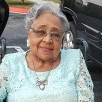 Bernice Yvonne Burnette Obituary - Visitation & Funeral Information