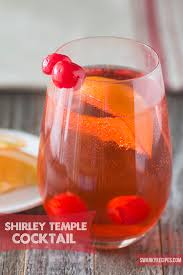 refreshing shirley temple tail