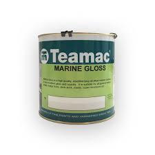 Teamac Marine Gloss Paint 1l