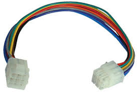 wire harness pin wiring diagram site 9 round pin latching mating wiring harness mpja com dodge 7 pin harness wires 9 round