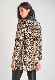 guess nevra short coat beige women clothing coats light brown