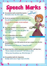 28 Punctuation Resources And Activities Speech Activities
