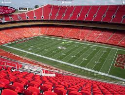 Chiefs Seating Chart With Rows Arrowhead Stadium Section 320 Seat Views Seatgeek