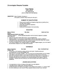Blank Cv Template Forms Fillable Printable Samples For Pdf Word
