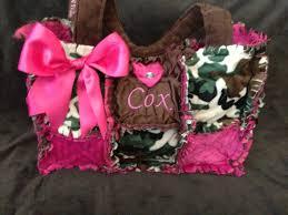 New Camo Hot Pink Rag Quilted Diaper Bag handbag Purse for & ð???zoom Adamdwight.com
