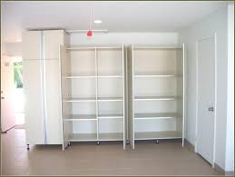 Storage Cabinet Sliding Doors Building Garage Cabinets With Sliding Doors Home Design Ideas