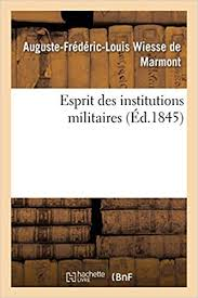 <b>Esprit Des</b> Institutions Militaires (Sciences Sociales) (<b>French</b> Edition ...