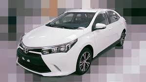 new car 2016 toyotatoyota corolla new model 2017 toyota corolla facelift car price in