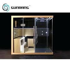 steam shower and sauna home cabin bath indoor steam shower room and dry sauna mixed for