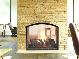 see thru ventless gas fireplace ventless gas fireplace logs with remote control