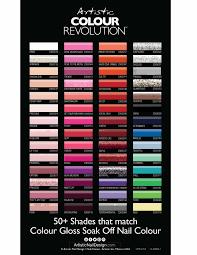 Artistic Colour Revolution Reactive Nail Lacquer 15ml
