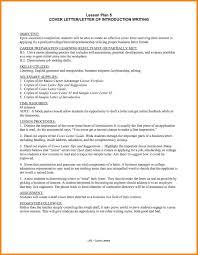 resume lesson plan. 6 Resume Letter Of Introduction Resume Lesson Plan Resume Samples