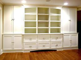 built in cabinets for bedroom wall