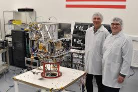 Futuristic Clock Futuristic Clock Prepared For Space Nasa