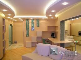 Small Picture False Ceiling Pop Designs With Led Ceiling Lighting Ideas For