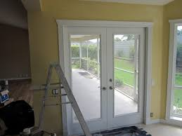 sliding glass door interior molding 3 photos