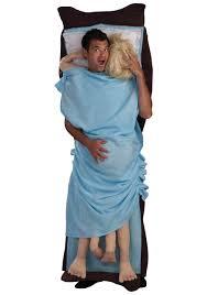 Mens Bedroom Wear Double Occupancy Costume