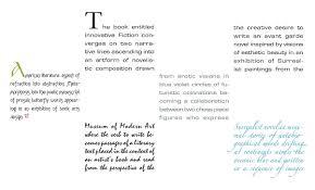 experimental literature
