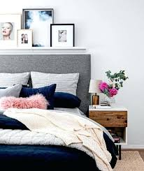 grey headboard bedroom ideas navy and gray combination for bedroom grey upholstered headboard bedroom ideas