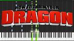 Youtube music dragon piano