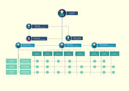 Organizational Chart Designs 60 Detailed Org Chart With Dotted Line Reporting