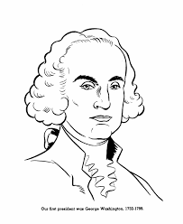 Small Picture 4 Marvellous George Washington Coloring Page ngbasiccom